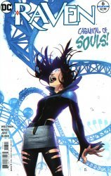 DC Comics's Raven Issue # 6