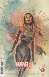 Marvel Comics's Marvel's Voices: Indigenous Voices Issue # 1c