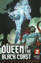 Ablaze Media's Cimmerian Queen of the Black Coast Issue # 2b