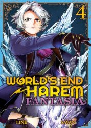 Seven Seas Entertainment's World's End Harem: Fantasia  Soft Cover # 4