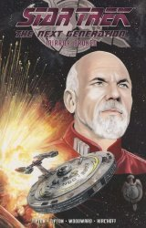 IDW Publishing's Star Trek: The Next Generation - Mirror Broken TPB # 1