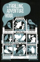 BOOM! Studios's Thrilling Adventure Hour Issue # 1c
