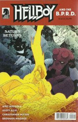 Dark Horse Comics's Hellboy and the B.P.R.D.: Saturn Returns Issue # 2