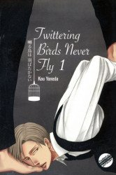 Digital Manga Publishing's Twittering Birds Never Fly Soft Cover # 1