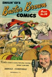Buster Brown Shoes's Buster Brown Comics Issue # 14arnold