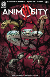 After-Shock Comics's Animosity Issue # 21