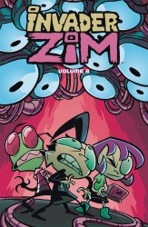 Oni Press's Invader Zim TPB # 8
