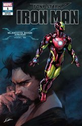 Marvel Comics's Tony Stark: Iron Man Issue # 1m
