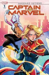 IDW Publishing's Marvel Action Captain Marvel Issue # 1ri