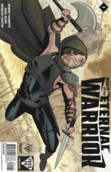 Valiant Entertainment's Wrath of the Eternal Warrior Issue # 1fried pie