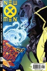 Marvel Comics's New X-Men Issue # 124