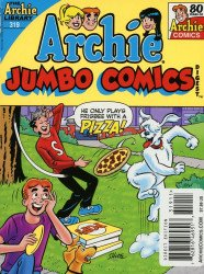 Archie Comics Group's Archie: Jumbo Comics Digest Issue # 319