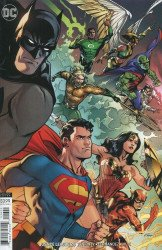 DC Comics's Justice League Issue # 26b