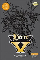 Classical Comics's Henry V: Graphic Novel Soft Cover # 1b