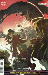 DC Comics's Justice League Dark Issue # 16b