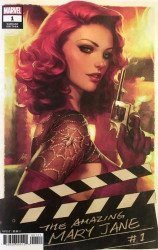 Marvel Comics's The Amazing Mary Jane Issue # 1j