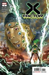Marvel Comics's X-Factor Issue # 7