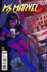 Marvel's Ms. Marvel Issue # 12d
