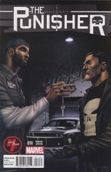 Marvel's The Punisher Issue # 11c