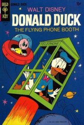 Gold Key's Donald Duck Issue # 120b