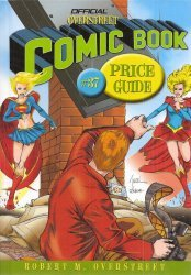 Gemstone Publishing's Overstreet Comic Book Price Guide  Hard Cover # 37