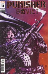 Marvel Comics's Punisher: Soviet Issue # 6b