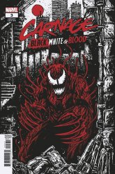Marvel Comics's Carnage: Black, White & Blood Issue # 3b