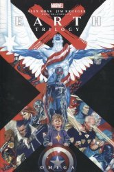 Marvel Comics's Earth X Trilogy: Omnibus Omega  Hard Cover # 1