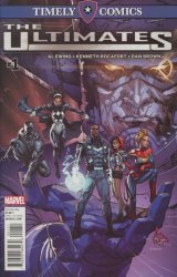 Marvel's Timely Comics: Ultimates Issue # 1