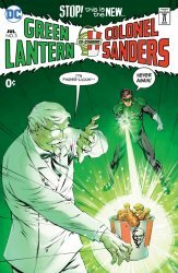 DC Comics's KFC: Across the Universe Issue # 1
