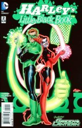 DC Comics's Harley's Little Black Book Issue # 2