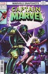 Marvel Comics's Marvels Snapshots: Captain Marvel Issue # 1b