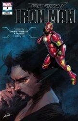 Marvel Comics's Tony Stark: Iron Man Issue # 1n