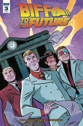 IDW Publishing's Back to the Future: Biff to the Future Issue # 3ri