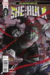 Marvel Comics's She-Hulk Issue # 160