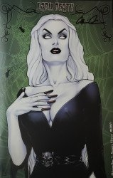 Coffin Comics's Lady Death: Oblivion Kiss Issue # 1k