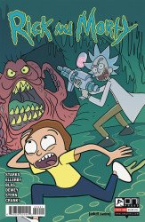 Oni Press's Rick and Morty Issue # 59b