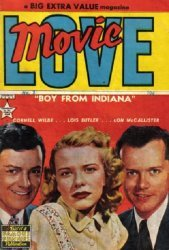 Famous Funnies's Movie Love Issue # 3