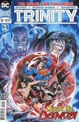 DC Comics's Trinity Issue # 19