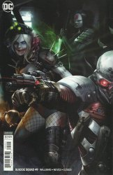 DC Comics's Suicide Squad Issue # 49b