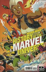 Marvel Comics's History of the Marvel Universe Issue # 4b