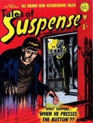Alan Class & Company's Amazing Stories of Suspense Issue # 1