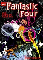 Marvel's Fantastic Four: The Trial Of Galactus TPB # 1