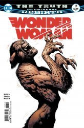 DC Comics's Wonder Woman Issue # 17