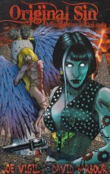 Wild Angels Publishing's Original Sin: Gunfighters in Hell Saga Issue # 1
