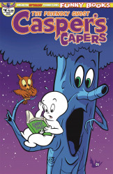 American Mythology's Casper's Capers Issue # 4