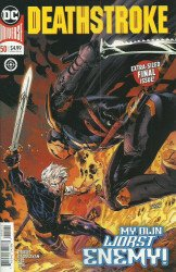 DC Comics's Deathstroke Issue # 50