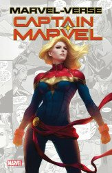 Marvel Comics's Marvel-Verse: Captain Marvel Soft Cover # 1