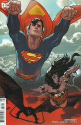 DC Comics's Superman Issue # 17b