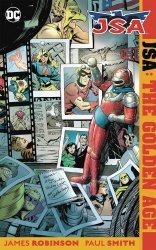 DC Comics's JSA: The Golden Age TPB # 1